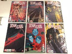 John Flood #1 2 3 4 5 6 Comic Book Set #1-6 Boom! Studios 2015