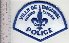 Longueuil & Jacques-Cartier Police Department 1969 only 60 mad...