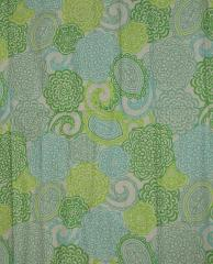 Green Cotton Fabric Pam's Pineapple Leaf Material 33