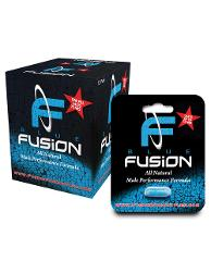 Blue Fusion All Natural Male Performance 24 CAPSULES SAVE MONEY