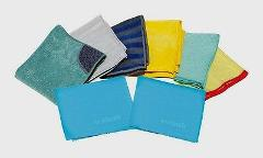 E-CLOTH 8 pc HOME CLEANING SET Multi Room & Surface Cloths Val...