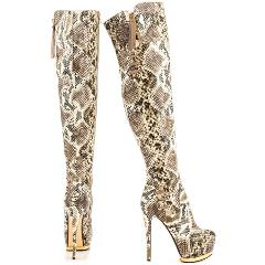 Luichiny May La Snake Skin Print 6