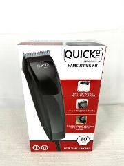 Wahl Quick Cut 10 Piece Kit Hair Clipper Electric Trimmer Buzz...