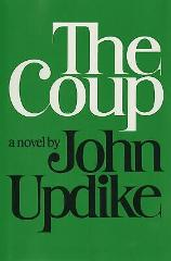 The Coup John Updike [hardcover, no jacket]