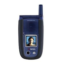 Sanyo MM-8300 CDMA Cell Phone For Sprint Blue