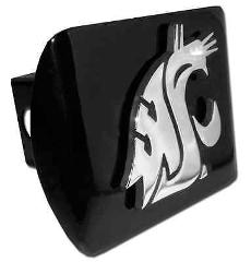 Washington State University Black Hitch Cover