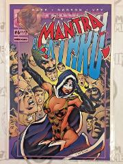 Mantra #6 Comic Book Malibu 1993