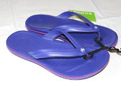 Crocs Crocband Flip flops sandals Unisex Mens M5 Womens W7 adu...