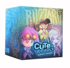 Cute But Deadly Blizzard Mystery Vinyl Figure, Series 4 (Brand...