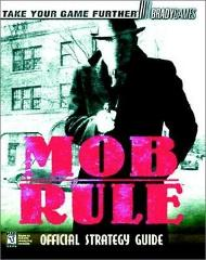 Mob Rule Official Strategy Guide (Brady Games)