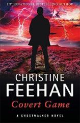 Covert Game by Christine Feehan eBook EPUB Only Not a hardback...