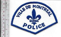 Montreal Police Department City of Montreal Service de Police ...