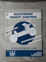 Chrysler Electronic Height Control Student Reference Guide Tra...