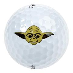 3 Dozen Taylor Made AAAAA MINT Recycled (YODA LOGO) Golf Balls...