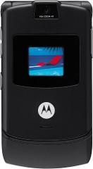 Motorola RAZR V3 Black (Cingular)