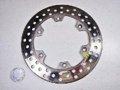 95 YAMAHA YZ250 REAR BRAKE DISC DISK ROTOR 3.92mm #1
