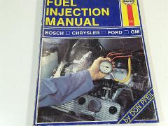 Haynes Fuel Injection Manual by Don Pfeil - Bosch Chrysler For...