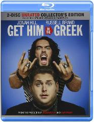 Get Him to the Greek (Blu-ray) NEW Unrated