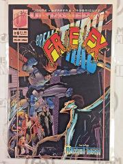 Freex #6 Comic Book Malibu 1993