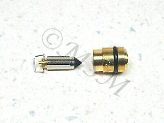 88-06 Yamaha YFS200 Blaster New K&L Float Valve Needle & Seat ...