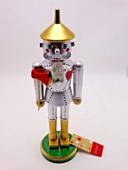 Nutcracker (Tin Man) Holiday Lane Wizard of Oz Collection New