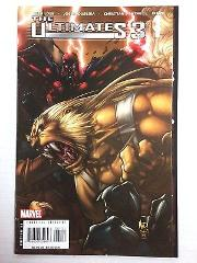 The Ultimates 3 #1 Comic Book Cover B Marvel 2008