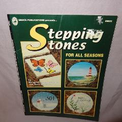 Stepping Stones All Seasons Painting Booklet 9622 Patterns 200...