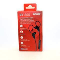 iSound DGHP-5606 BT-200 Wireless Sport Headset