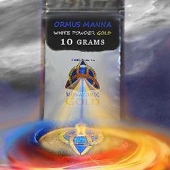 MONATOMIC GOLD ORMUS POWDER | 10g + | Most Potent Ormus + Best...