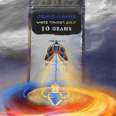 MONATOMIC GOLD ORMUS POWDER | 10g + | Most Potent Ormus + Best...