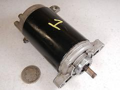 99 OMC EVINRUDE 115 ELECTRIC STARTER STARTING MOTOR #1