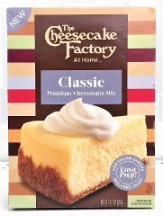 The Cheesecake Factory At Home Premium Classic Cheesecake Mix ...