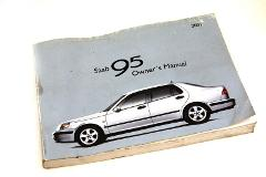 2001 SAAB 9-5 9.5 Owners Manual Guide OEM USED