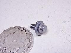 06 YAMAHA YZ450F YZ 450F FRONT NUMBER PLATE MOUNTING BOLT