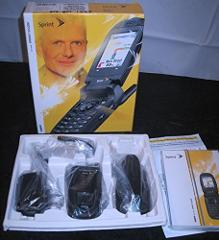 Sanyo SCP-7050 (Sprint)Black