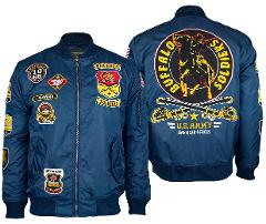 Buffalo Soldiers Bomber Jacket