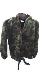 Faded glory Boys Hoodie Jacket camo fleece Various Sizes