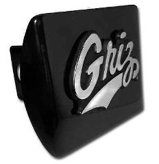 University of Montana Black Hitch Cover