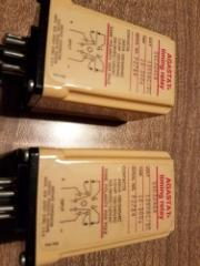 Agastat timing relay SSC32AGA 120VAC/DC, 10-300s