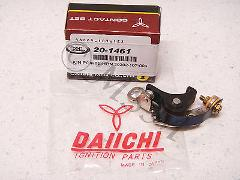 73-76 HONDA XL175 NEW ND REPLACEMENT IGNITION POINTS CONTACT 2...