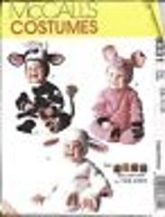 8331 UNCUT McCalls Sew Pattern Toddler Tom Arma Halloween Cost...