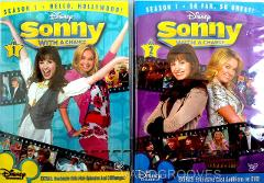 Sonny with a Chance (DVD) Season 1, Vol 1 & 2, Demi Lovato, T...