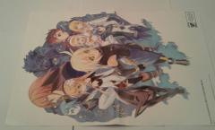 Tales of Symphonia/Trauma Center 15.5''x11.5 Double Sided Poster