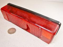 86 YAMAHA ENTICER ET340T TAILLIGHT HOUSING & LENS ASY