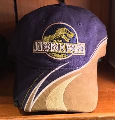 Universal Studios Exclusive Jurassic Park Purple Multi Tone Ba...