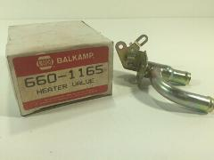 NAPA Balkamp 660-1165 Heater Valve New Old Stock 6601165