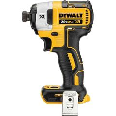 DEWALT DCF887B 20-Volt MAX XR 3-Speed 1/4 in Impact Driver Too...
