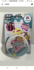 Craft City Karinas Pre-made Fluffy Egg Hunt Slime Exclusive To...