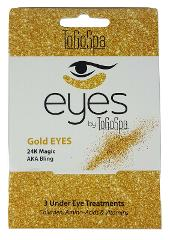 Gold Eyes ToGoSpa 24K Magic Anti-Aging Collagen 3 Under Eye Ge...