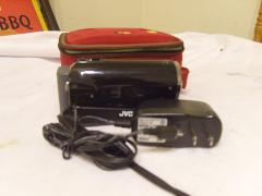 JVC Everio MS120 Dual Flash Camcorder